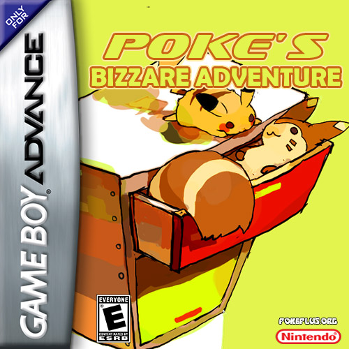 Poke's Bizzare Adventure