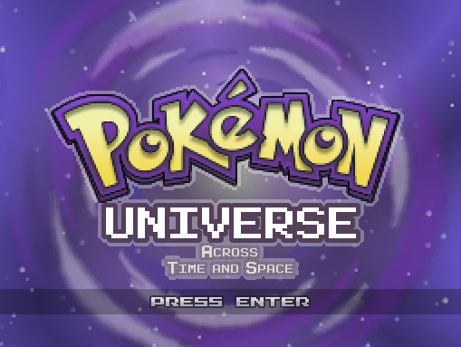 Pokémon Universe: Across Time and Space