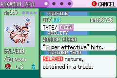 Pokemon Wonder Guard 4
