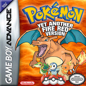 Pokémon Yet Another Fire Red