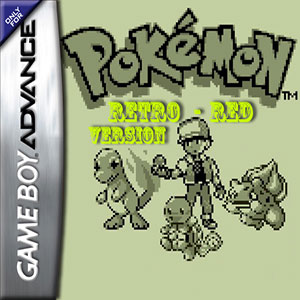 Pokémon Retro Red