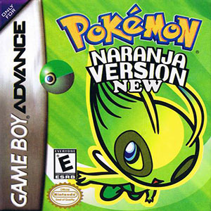 Pokémon Naranja New