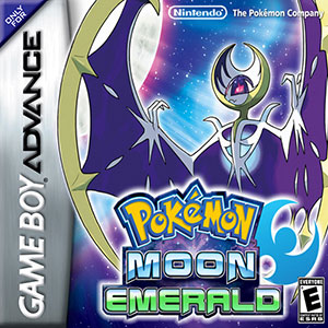 Pokémon Moon Emerald