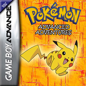 Pokémon Advanced Adventures