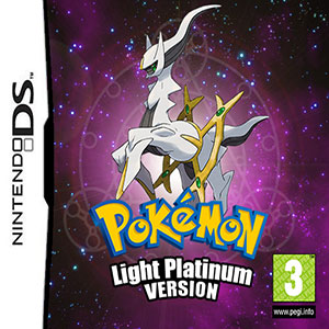Pokémon Light Platinum DS