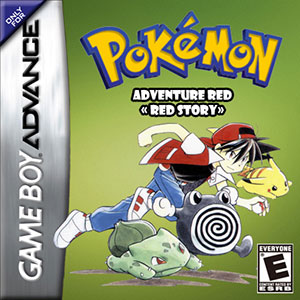 Pokémon Adventure Red - Red Story
