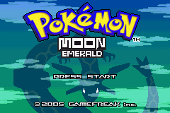 Pokémon Moon Emerald 1