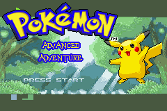 Pokémon Advanced Adventures 1