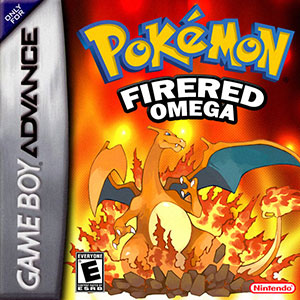 Pokémon Fire Red Omega