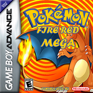 Pokémon Fire Red Mega