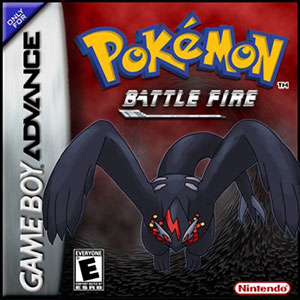 Pokémon Battle Fire