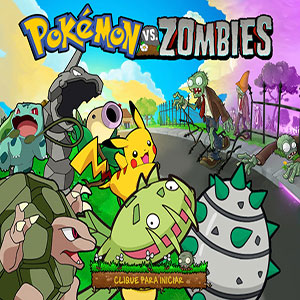 Pokémon VS Zombies
