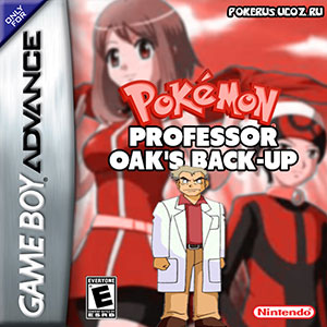 Pokémon Professor Oak's Back-Up