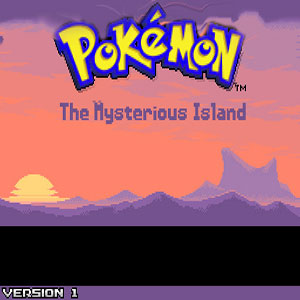 Pokémon The Mysterious Island
