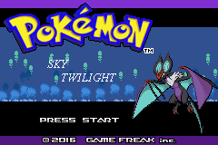Pokémon Sky Twilight 1