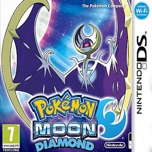 Pokémon Moon Diamond