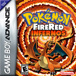 Pokémon FireRed Infernos