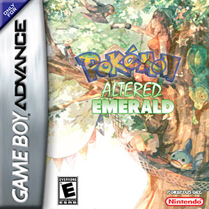 Pokémon Altered Emerald