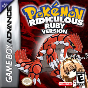 Pokémon Ridiculous Ruby