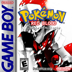 Pokémon Red Blood