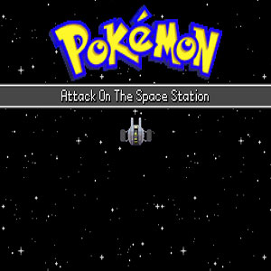 Pokémon Attack On The Space Station