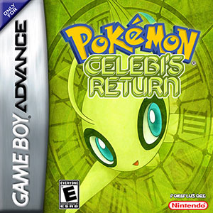 Pokémon Celebi's Return