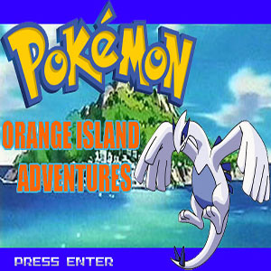 Pokémon Orange Island Adventures