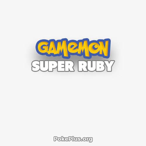 Gamemon Super Ruby