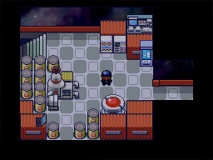 Pokémon Attack On The Space Station 1