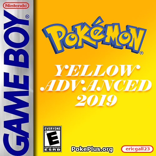 Pokémon Yellow Advanced