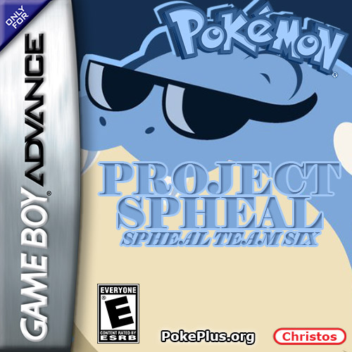 Pokémon Project Spheal