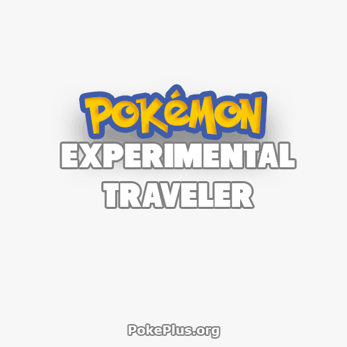 Pokémon Experimental Traveler
