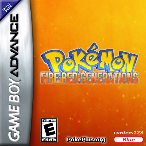 Pokémon Fire Red: Generations