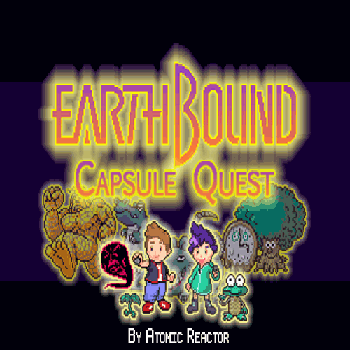 Earthbound: Capsule Quest