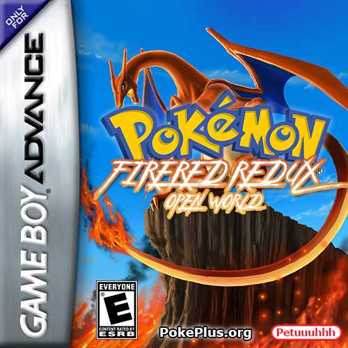 Pokémon FireRed Redux: Open World