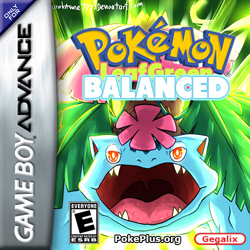 Pokémon LeafGreen Balanced