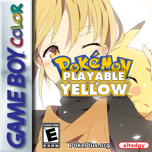 Pokémon Playable Yellow