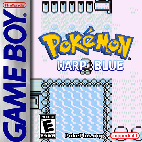 Pokémon Warp Blue
