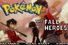 Pokémon The Fall Of Heroes 1
