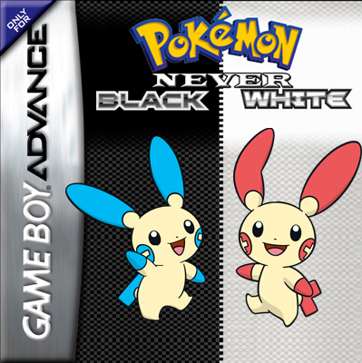 Download Pokemon black and white gba zip files