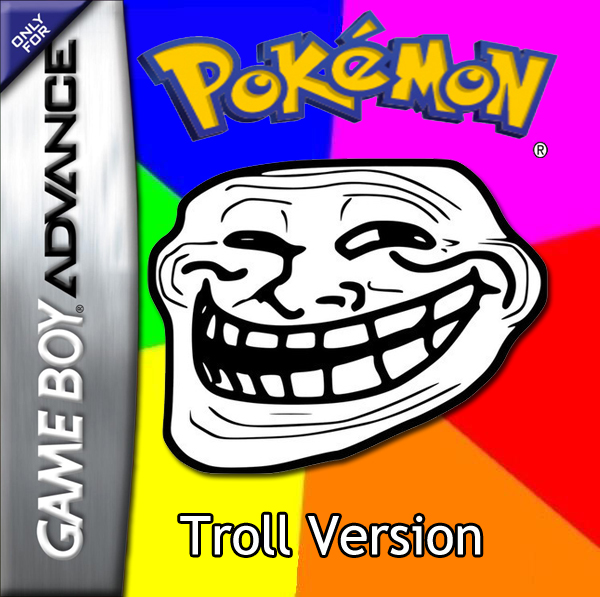 Pokemon Troll Version